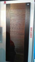 Texture Laminate Door With Groves