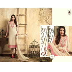 Ethnic Georgette Long Suits