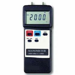 Digital Pressure Manometer