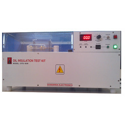 60 KV Oil Breakdown Tester
