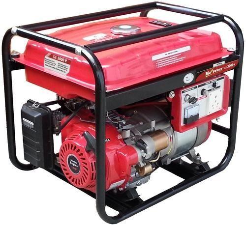 2 5 Kva Petrol Kerosene Lpg Generator Set At Rs 40000 Piece Portable Lpg Generator Range