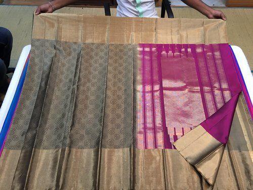 Hand Woven Soft Silk Saree