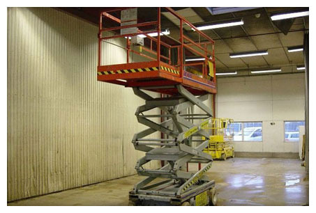 Hydraulic Ladder Industrial Ladders Akash Enterprises