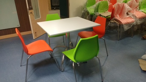 Cafeteria tables furniture manufacturer from