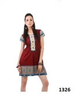 Indian Fashion Designer Casual Kurti Tunic