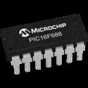 PIC16F688-I/P