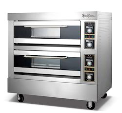 Baking Ovens Double Deck Baking Oven Manufacturer From