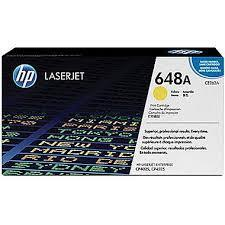 Hp Ce262a Yellow Toner Cartridges