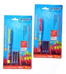 lezing cartrige fountain pen