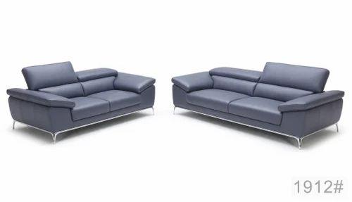 Kuka Italian Leather Sofa