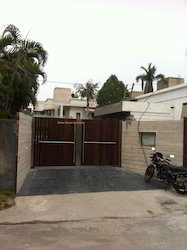 Reliable Stainless Steel Gates
