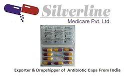 Antibiotic Caps
