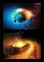 Universe 3D Wallpaper