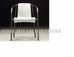 Stainless Steel Designer Chair