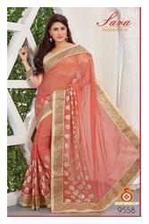 Ethnic Party Wear Designer Saree