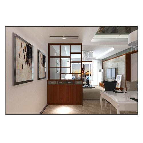 Design U Shaped Modular Kitchen At Rs 125000 Unit: Hall Partition Service Provider From Hyderabad