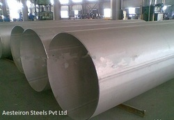 ASTM A778 Gr 309 Round Welded Tube