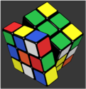 Shenghou 3 X 3 Rubik Cube