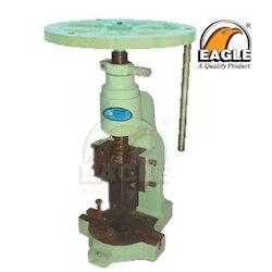 Wheel Jewellery Machinery Hand Press