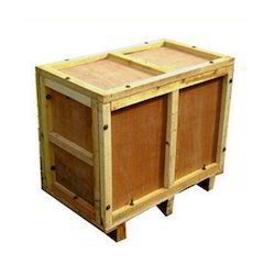 Ply Wooden Boxes