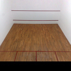 Squash Court Wooden Flooring System