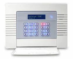 Wireless Security Alarm Panel