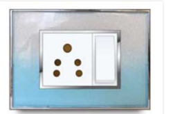 Glass Finish Electrical Switch