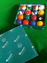 Aramith Premier Pool Ball Set 2/1-4
