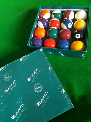 & 21 Balls Accessories - China Snooker Ball Set Manufacturer from Delhi