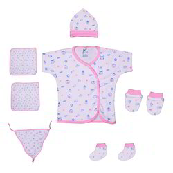 New Born Baby Set (8 pieces)