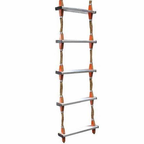 Aluminium Rope Ladder