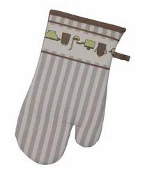 Cotton Printed kitchen Glove