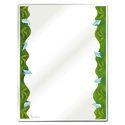 Prayosha Bathroom Mirror - Green