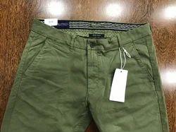 Denim & Cotton Pants