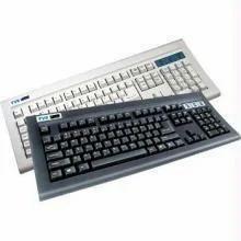 TVS Gold USB & PS2 Keyboard