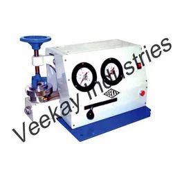 Paper Packaging Testing Equipments