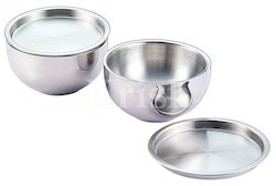 DW German Mixing Bowls with Cover