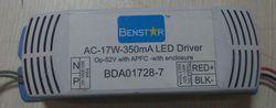 Benstar AC LED Driver 40V-52V/350MA