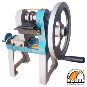 Gold Hand Powered Strip Cutter Machine For Jewellery