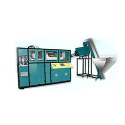 Fully Automatic Linear Blow Moulding Machine