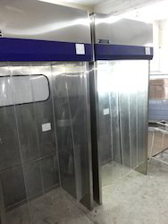 Powder Sampling Booths