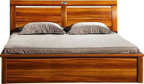 Bed Bed Home Wooden Bed Design Bedroom Furniture