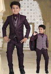 3 Pc Suit For Boys
