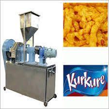 Kurkure Corn Snacks Sticks Making Machines