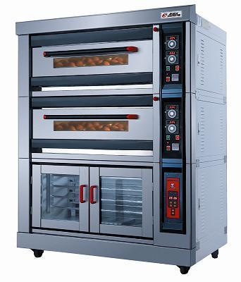 Luxury Gas Deck Oven