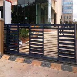 Automatic Entrance Gates Ms Sliding Gates Manufacturer From Mumbai