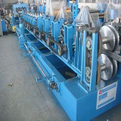 C To Z Purlin Roll Forming Machine