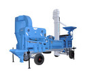 Mobile Cleaning and Grading Seed Plant(Model - DM-Delux)