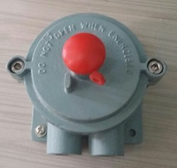 Flameproof Emergency OFF Push Button Station