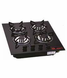 Four Burner Kitchen Hob